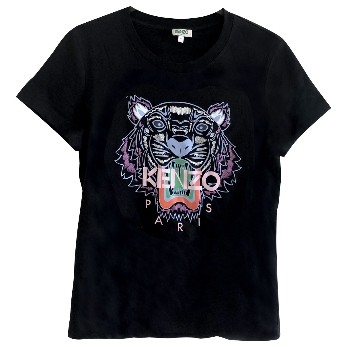Kenzo \N Black Cotton  top for Women 4 UK