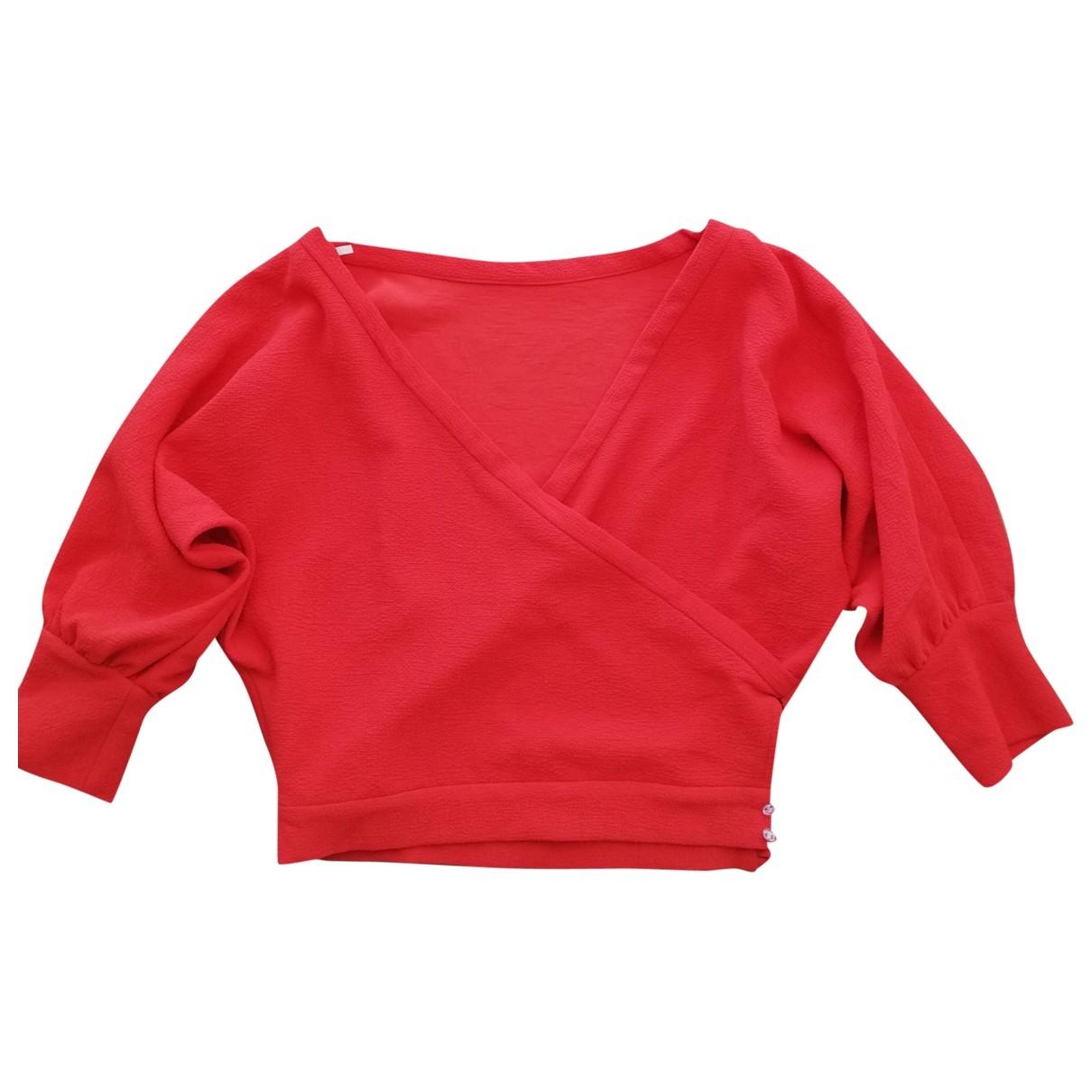 Rachel Comey - Top   pour femme - rouge