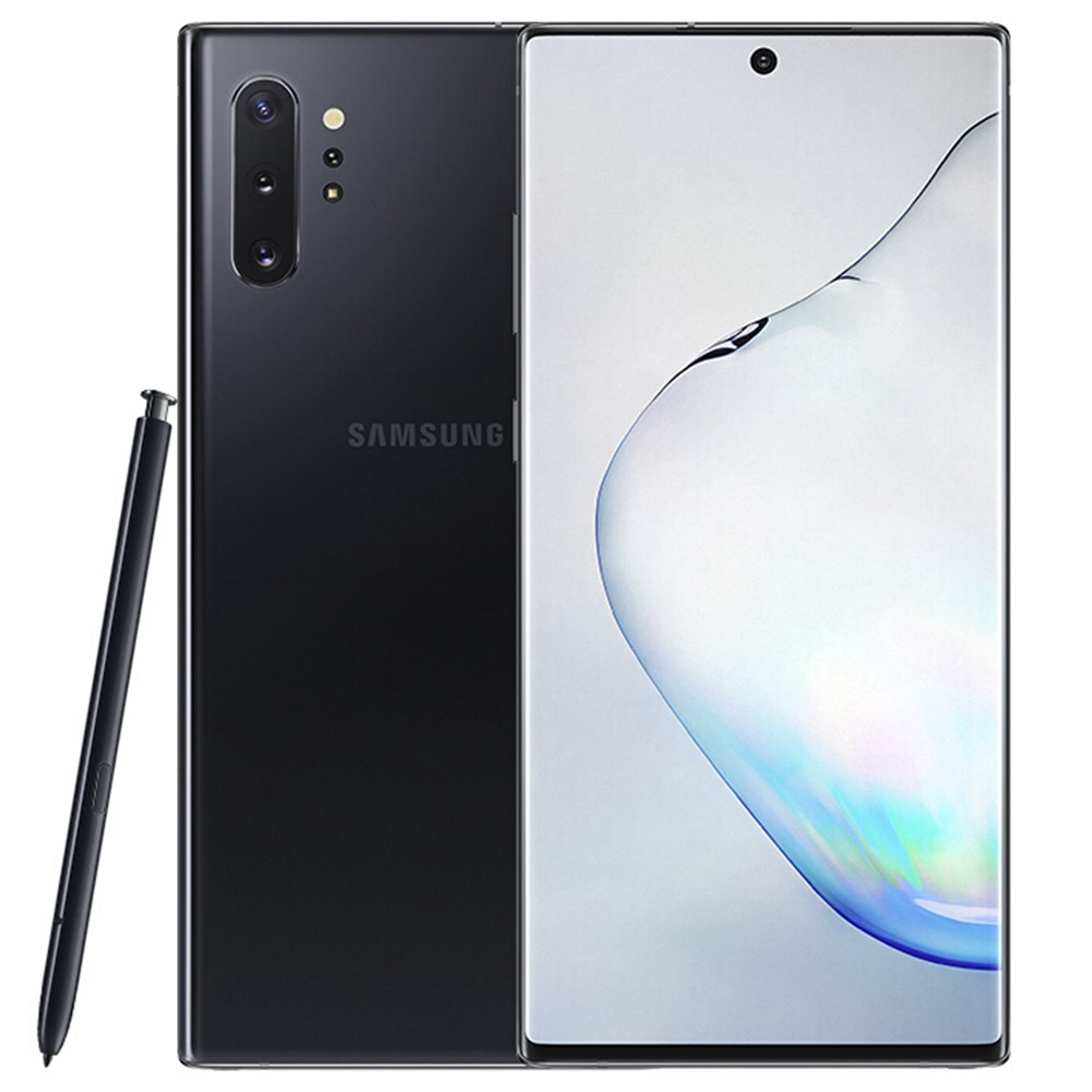 Samsung Galaxy Note 10 Plus 5G 6.8 Inch 12GB 256GB Smartphone Black