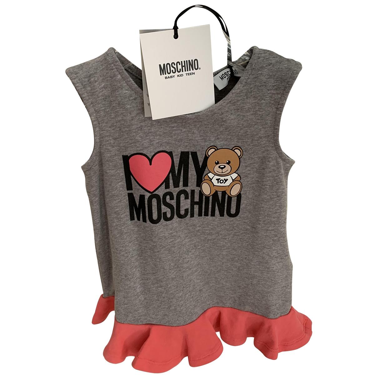 Moschino - Robe    pour enfant en coton