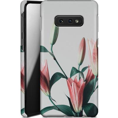 Samsung Galaxy S10e Smartphone Huelle - Blume von SONY