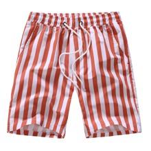 Guys Striped Shorts