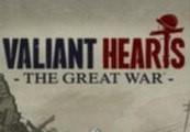 Valiant Hearts: The Great War / Soldats Inconnus : Memoires de la Grande Guerre Uplay CD Key