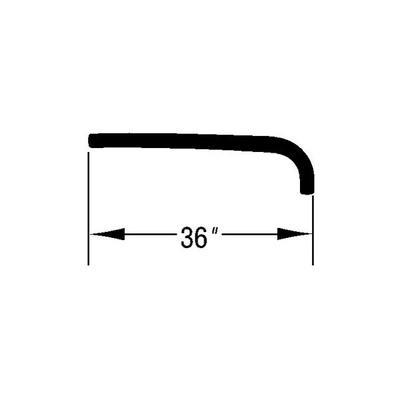 Omix-ADA Heater Supply Hose - 17116.59