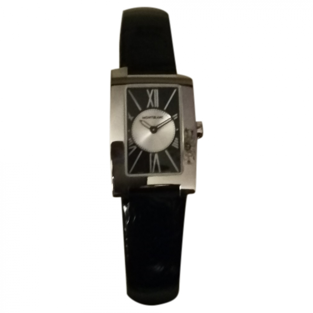 Montblanc Profile Silver Steel watch for Women \N