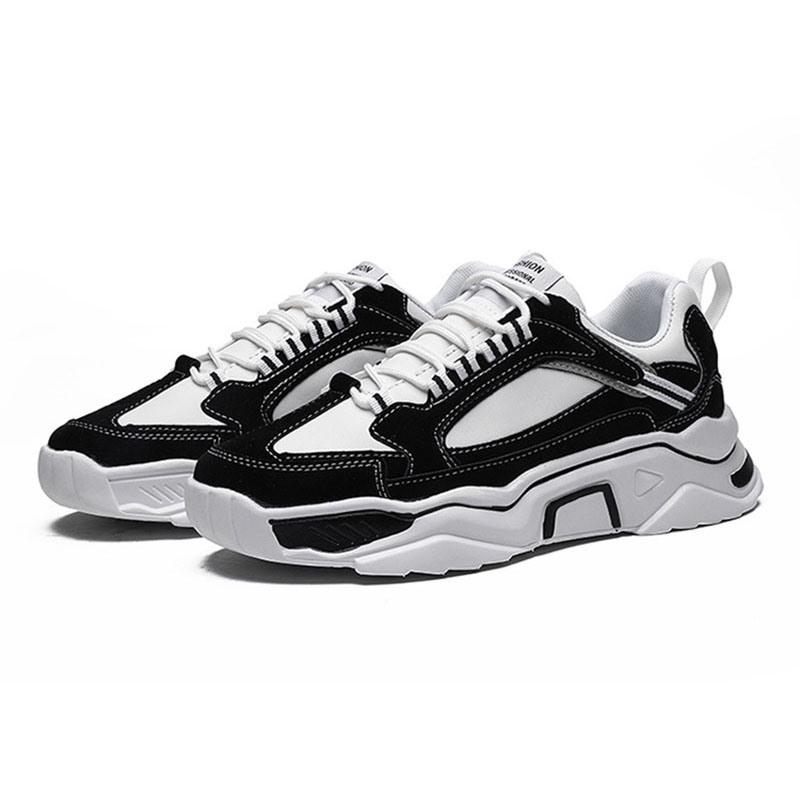 Ericdress Sports Low-Cut Upper Platform Thread Sneakers