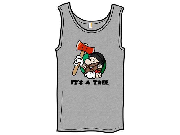 It's A Tree Long Sleeve Tee