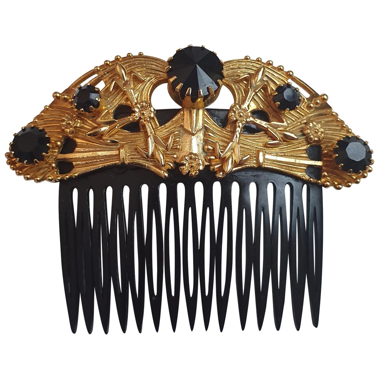 Dolce & Gabbana - Bijoux de tete   pour femme en metal - multicolore