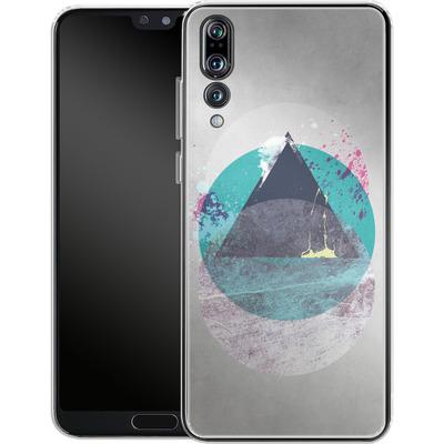 Huawei P20 Pro Silikon Handyhuelle - Minimalism 10 von Mareike Bohmer