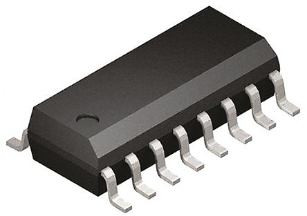 Silicon Labs Si8640AB-B-IS1 , 4-Channel Digital Isolator 1Mbps, 2500 Vrms, 16-Pin SOIC (5)