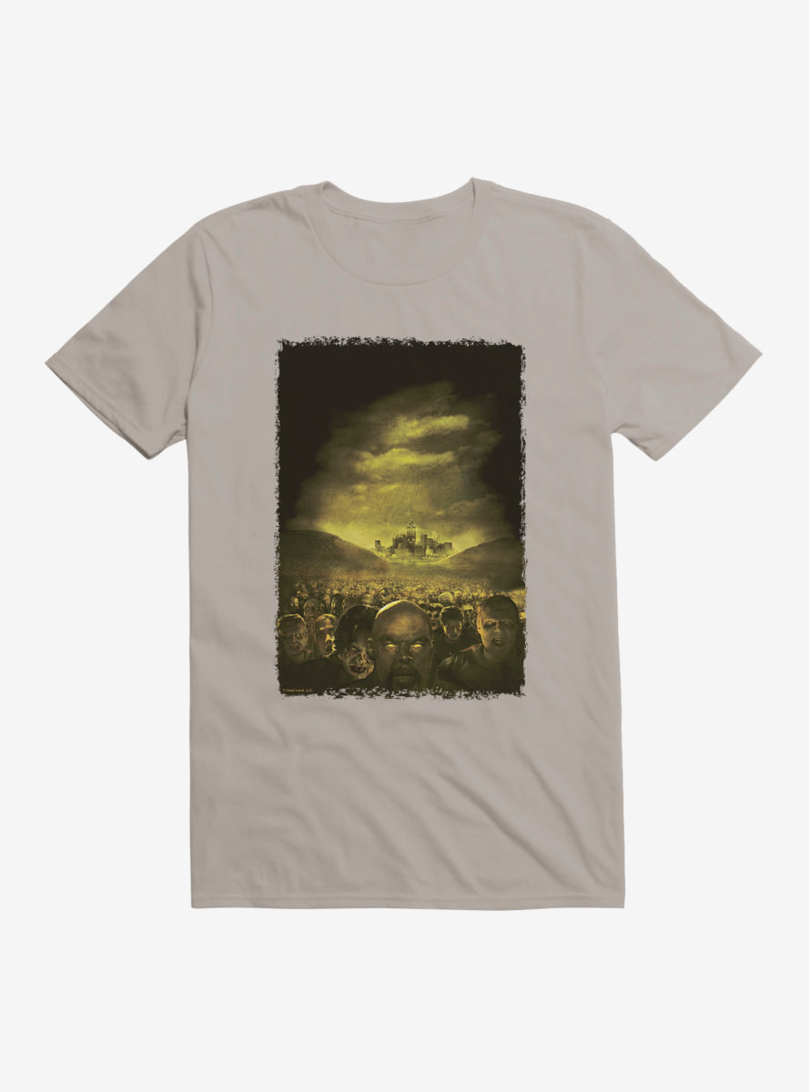 Land Of The Dead Poster T-Shirt