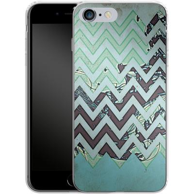 Apple iPhone 6 Plus Silikon Handyhuelle - Electric Ink von caseable Designs