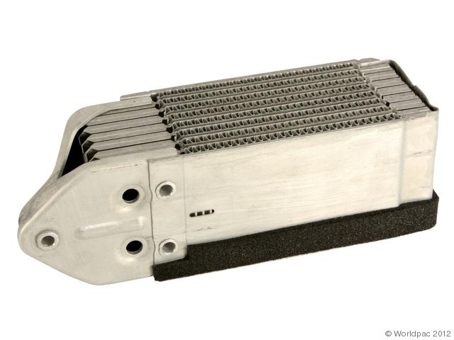 Metrix W0133-1605111 Engine Oil Cooler Porsche