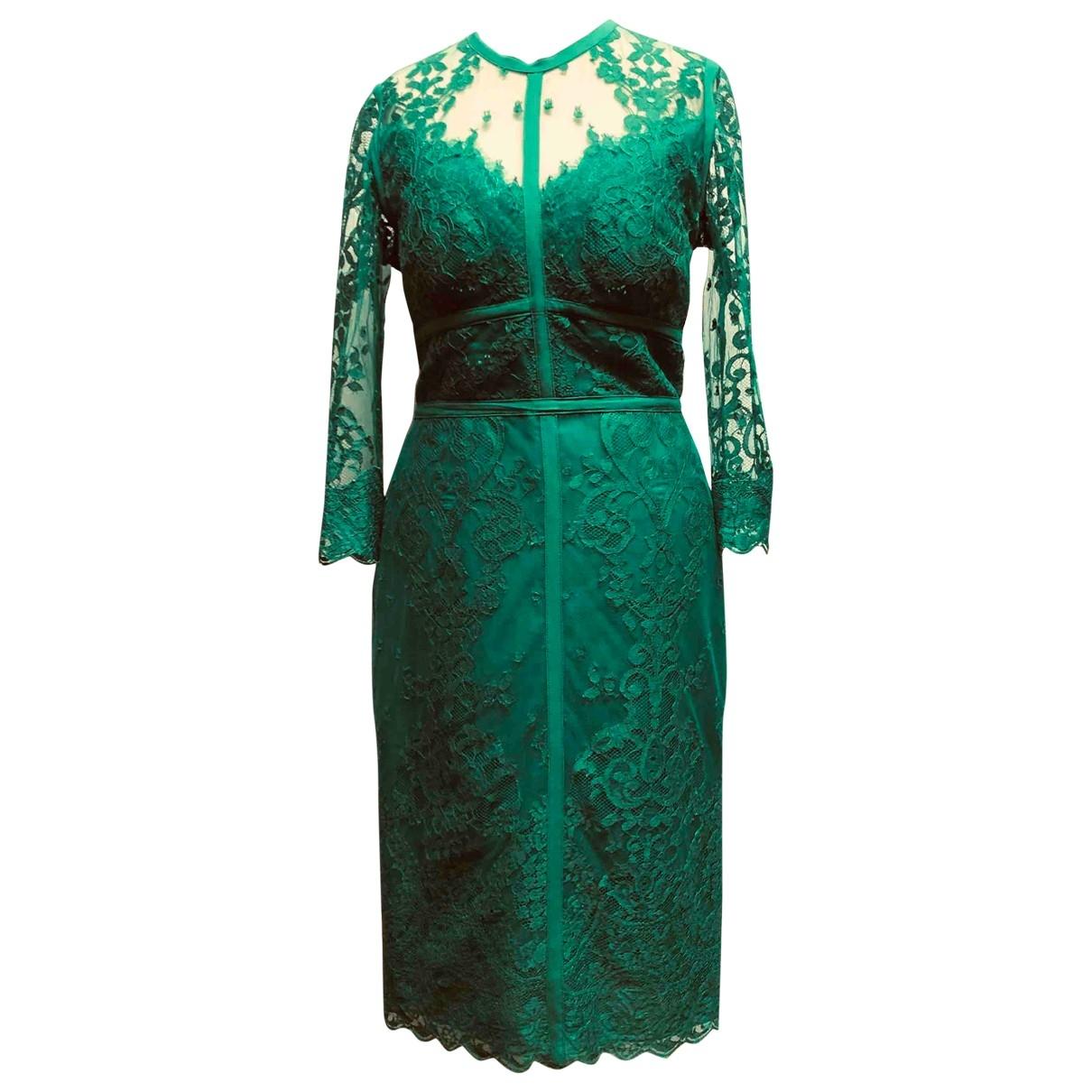 Vestido de Encaje Elie Saab