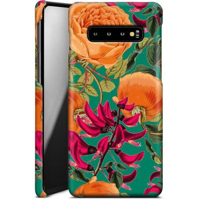 Samsung Galaxy S10 Plus Smartphone Huelle - Sweet Spring von Zala Farah