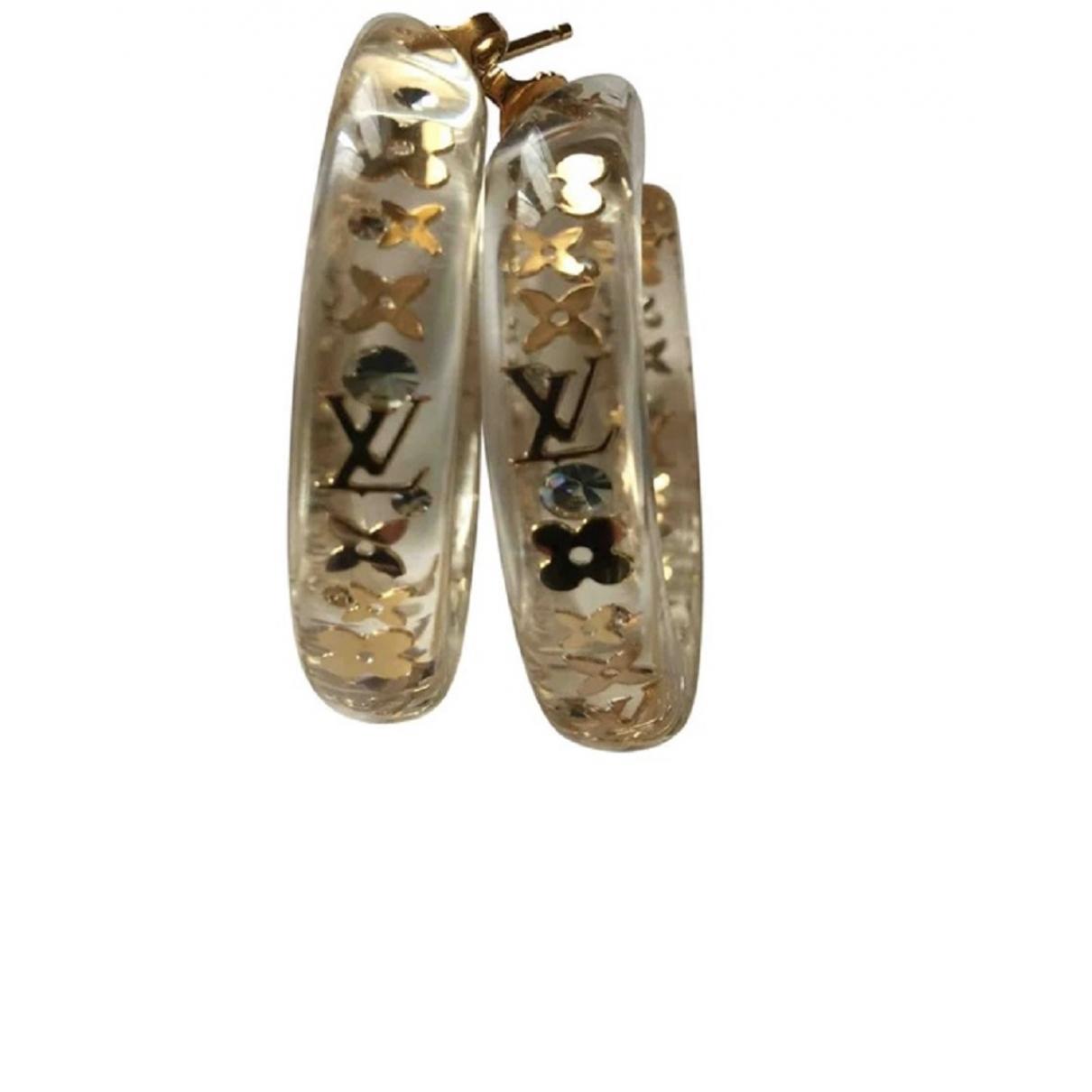 Louis Vuitton Inclusion Multicolour Metal Earrings for Women \N