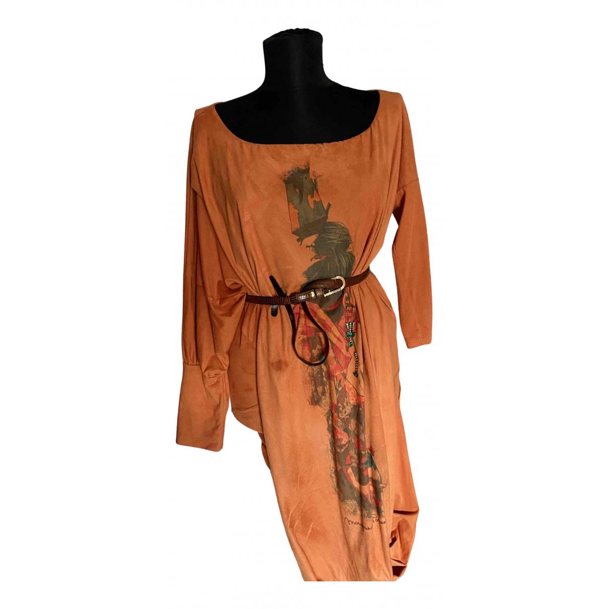 Vestido midi Mariagrazia Panizzi