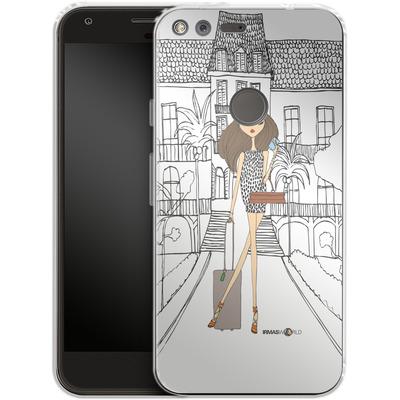 Google Pixel Silikon Handyhuelle - IRMA In Lyon von IRMA