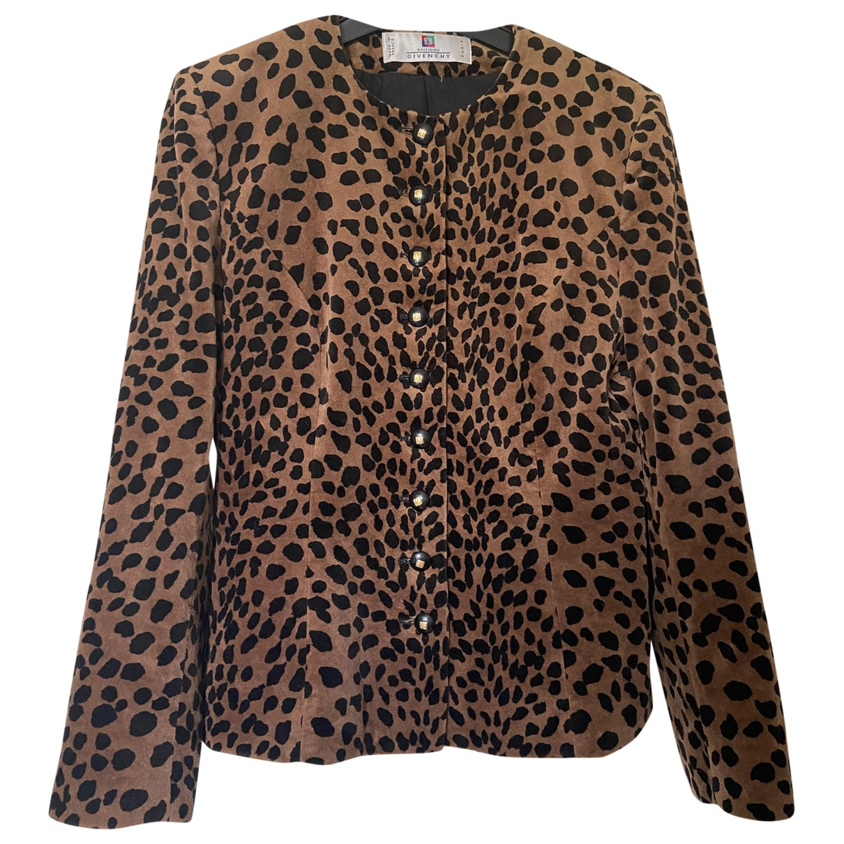 Givenchy \N Brown Cotton jacket for Women M International