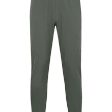 Einfarbige Sports Hose mit Reissverschluss