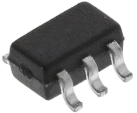 ON Semiconductor ON Semi SBC847BDW1T1G Dual NPN Transistor, 100 mA, 45 V, 6-Pin SOT-363 (3000)