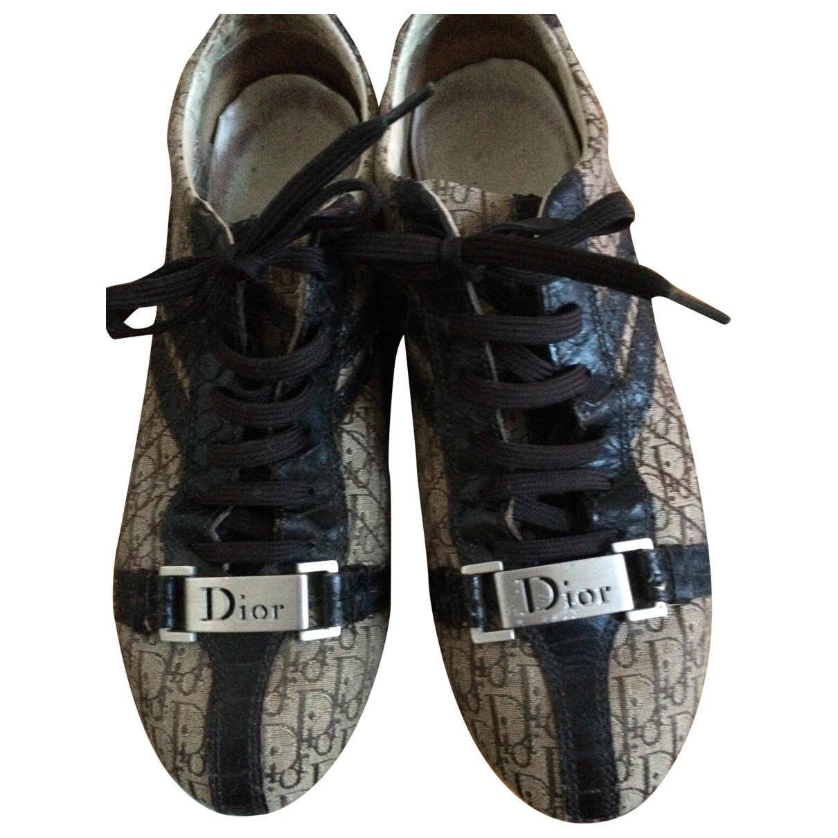 Dior \N Brown Trainers for Women 39 EU