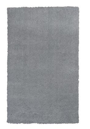 350557 9' x 13' Polyester Gray Area