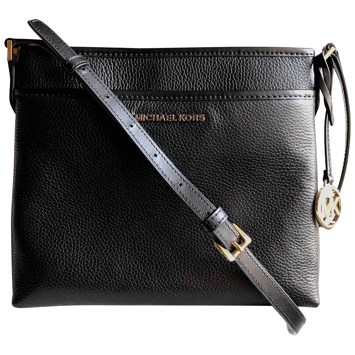 Michael Kors \N Black Leather handbag for Women \N