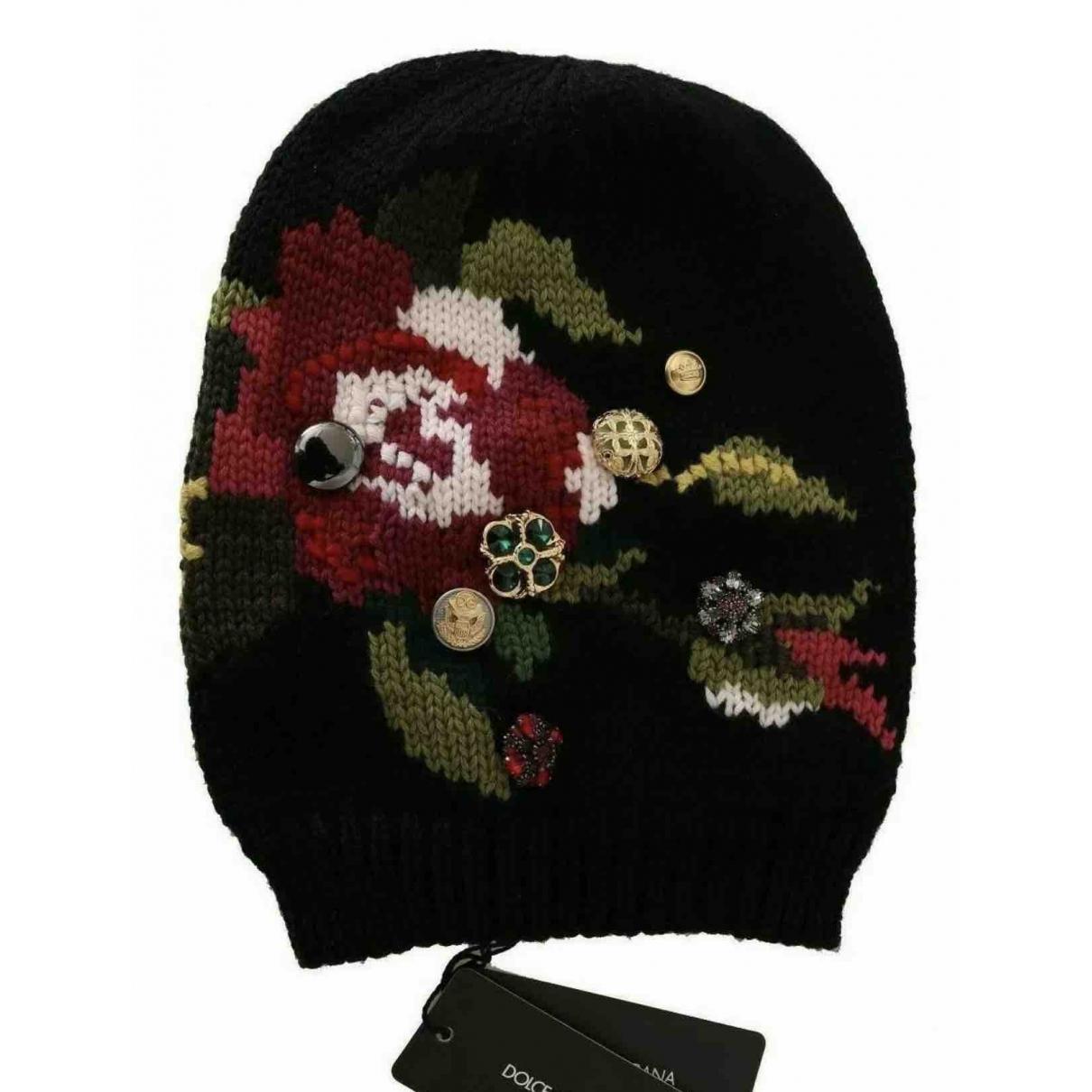Dolce & Gabbana \N Black Wool hat for Women M International