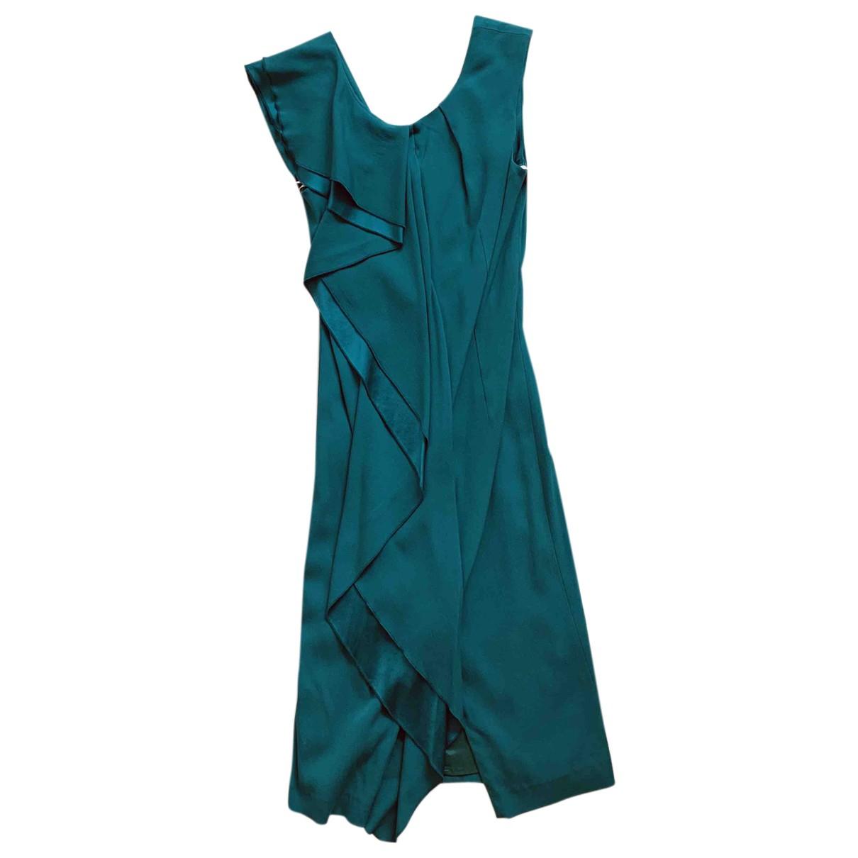 Twin Set N Turquoise dress for Women 40 IT