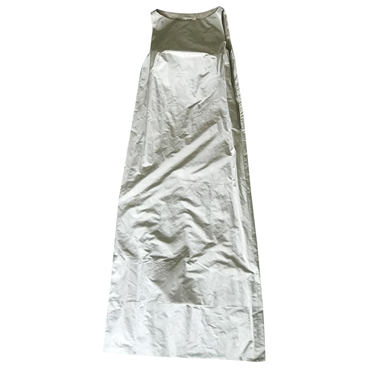 Maxi vestido de Seda Celine