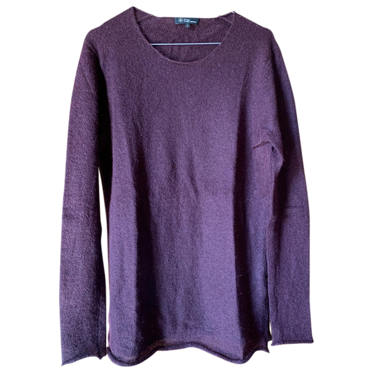 Isabel Marant Etoile \N Pullover in  Bordeauxrot Wolle