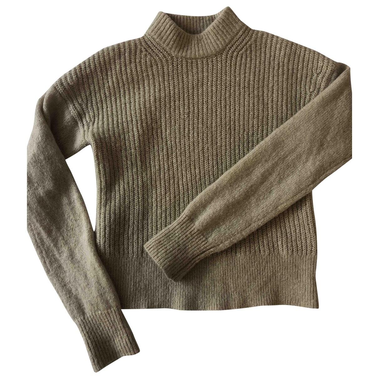 & Stories \N Beige Wool Knitwear for Women 36 FR