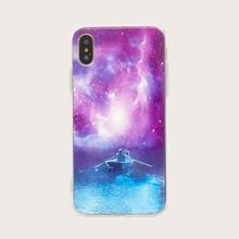 Galaxy Print iPhone Case