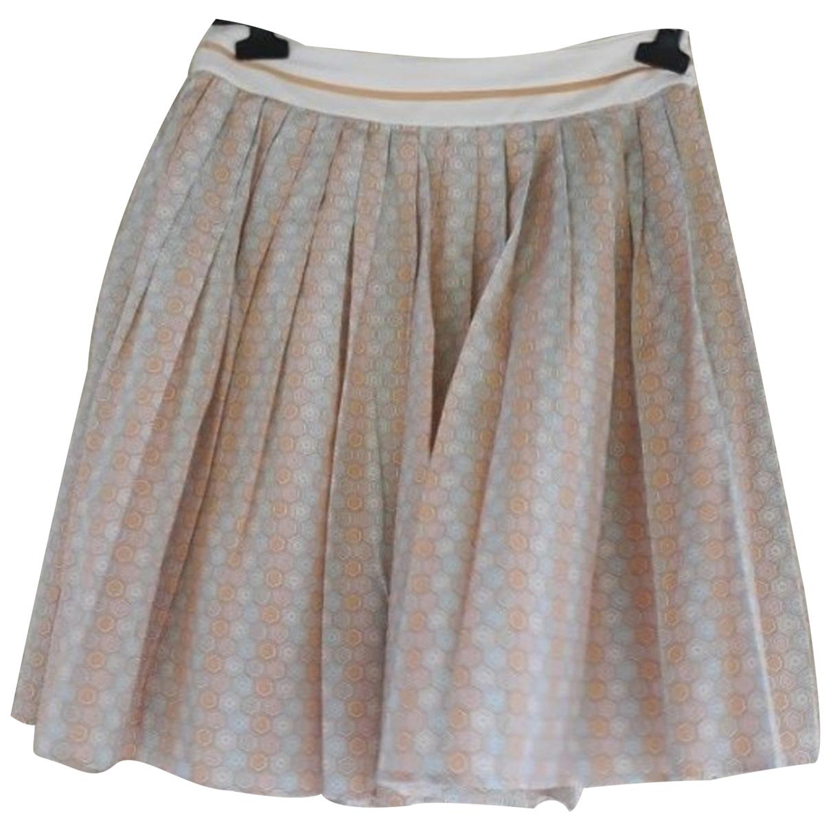 Mini falda de Seda Original Penguin