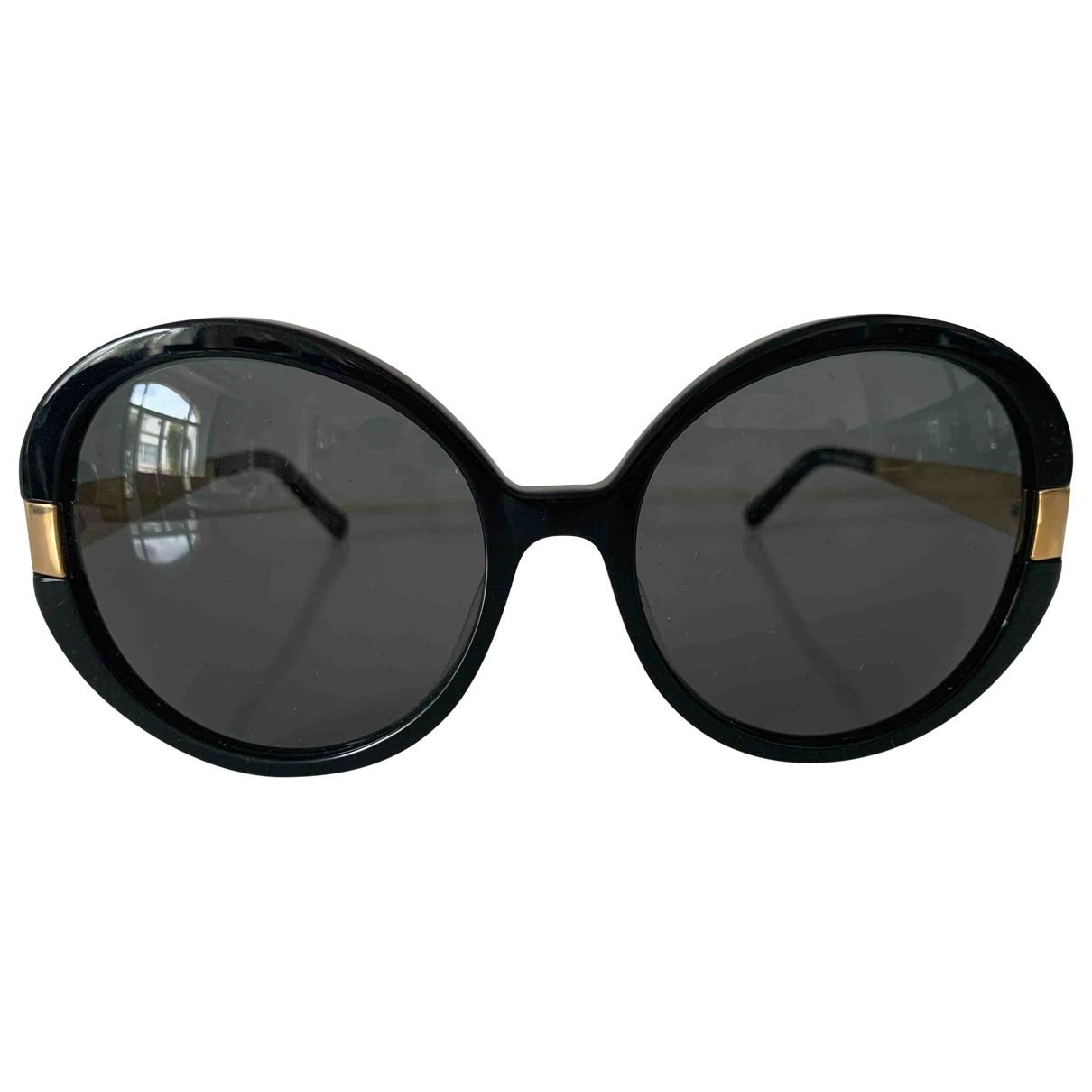 Oscar De La Renta \N Black Sunglasses for Women \N