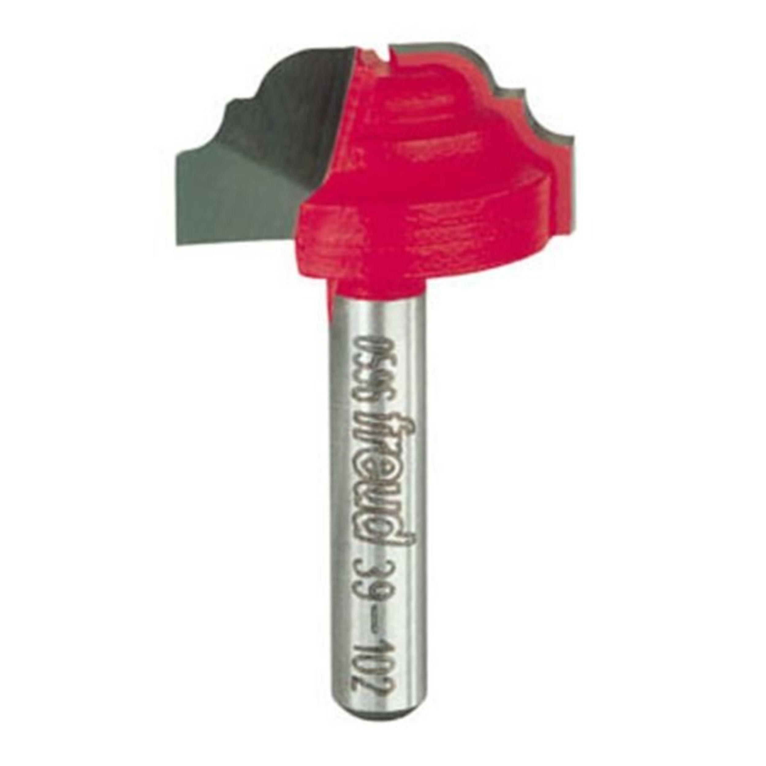 39-102 Cove And Bead Groove Router Bit 1/4