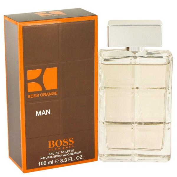 Boss Orange - Hugo Boss Eau de toilette en espray 100 ML