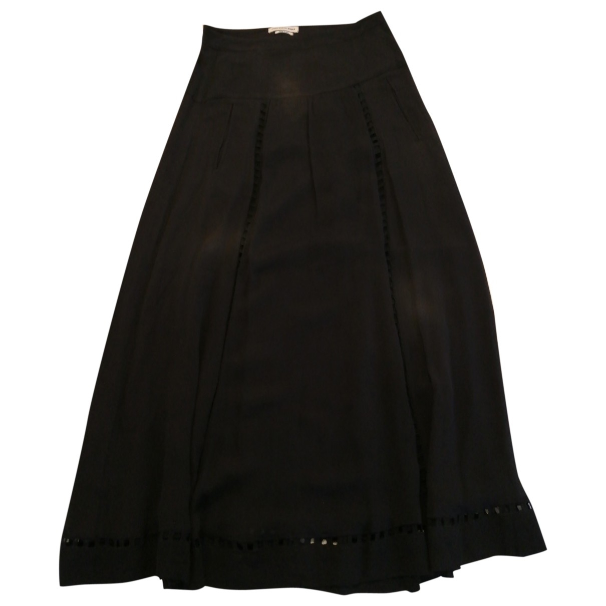 Isabel Marant Etoile \N Black skirt for Women 36 FR