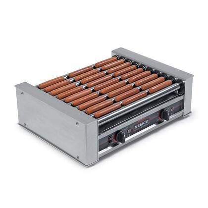 8027-220 Hot Dog Roller Grill - 27 Hot Dog Capacity (220V)  in