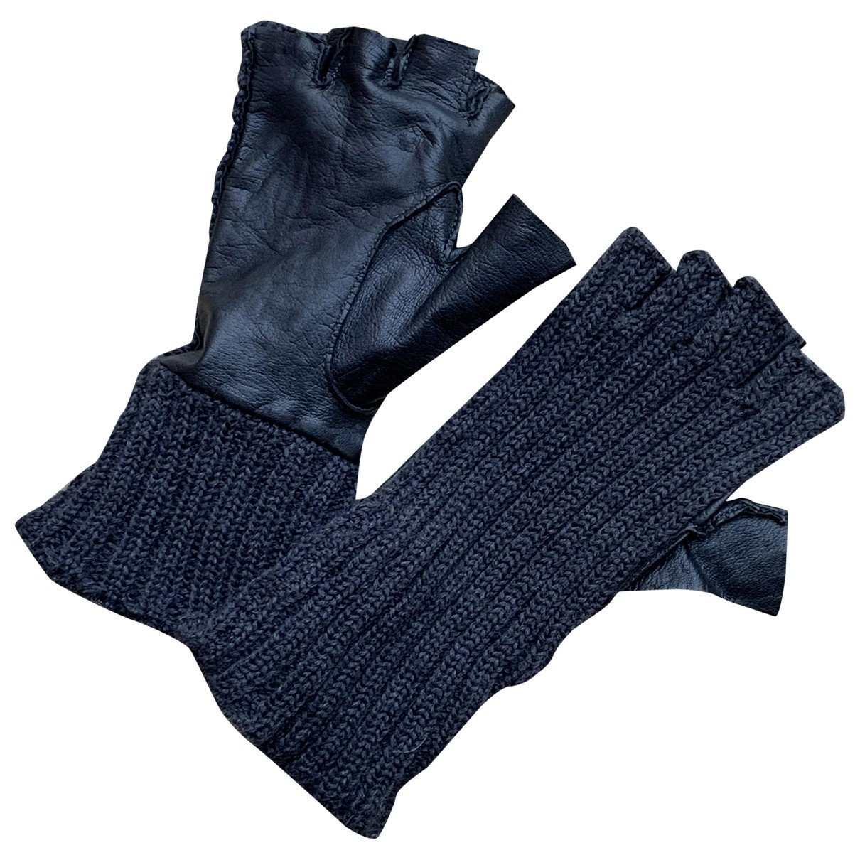 Costume National - Gants   pour homme en cuir