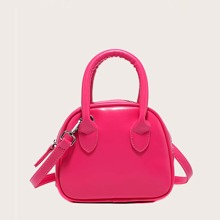 Mini Double Handle Satchel Bag