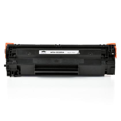 Compatible HP LaserJet Pro M1210 MFP Black Toner Cartridge - Moustache