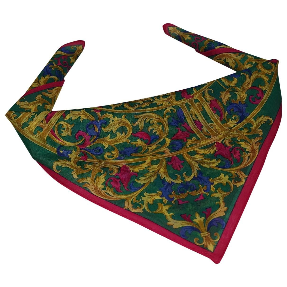 Pierre Balmain - Carre   pour femme en coton - multicolore