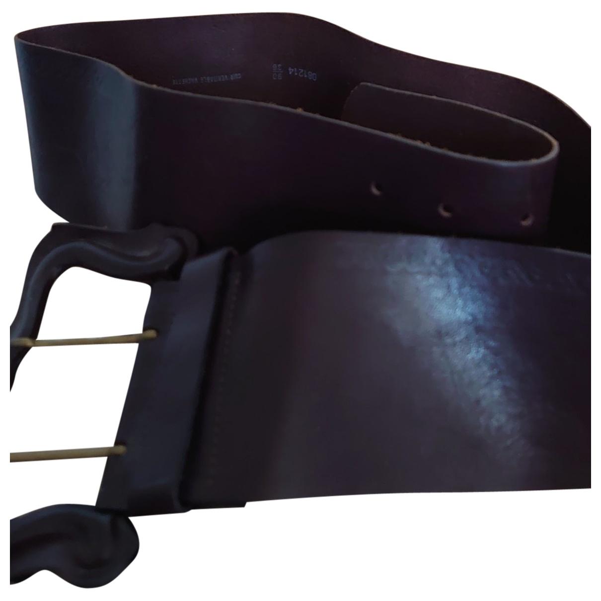 Cinturon de Cuero Zapa