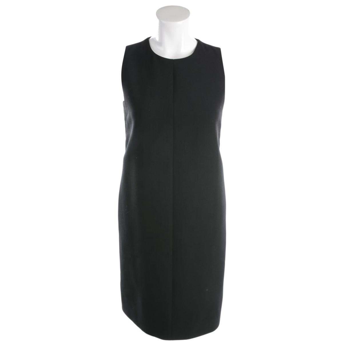 Victoria Beckham \N Kleid in  Schwarz Synthetik