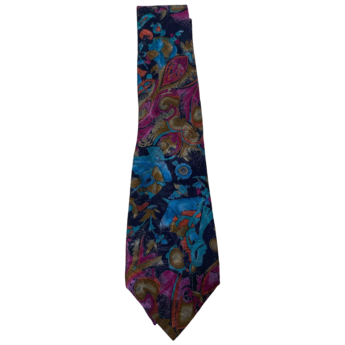 Brioni \N Silk Ties for Men \N