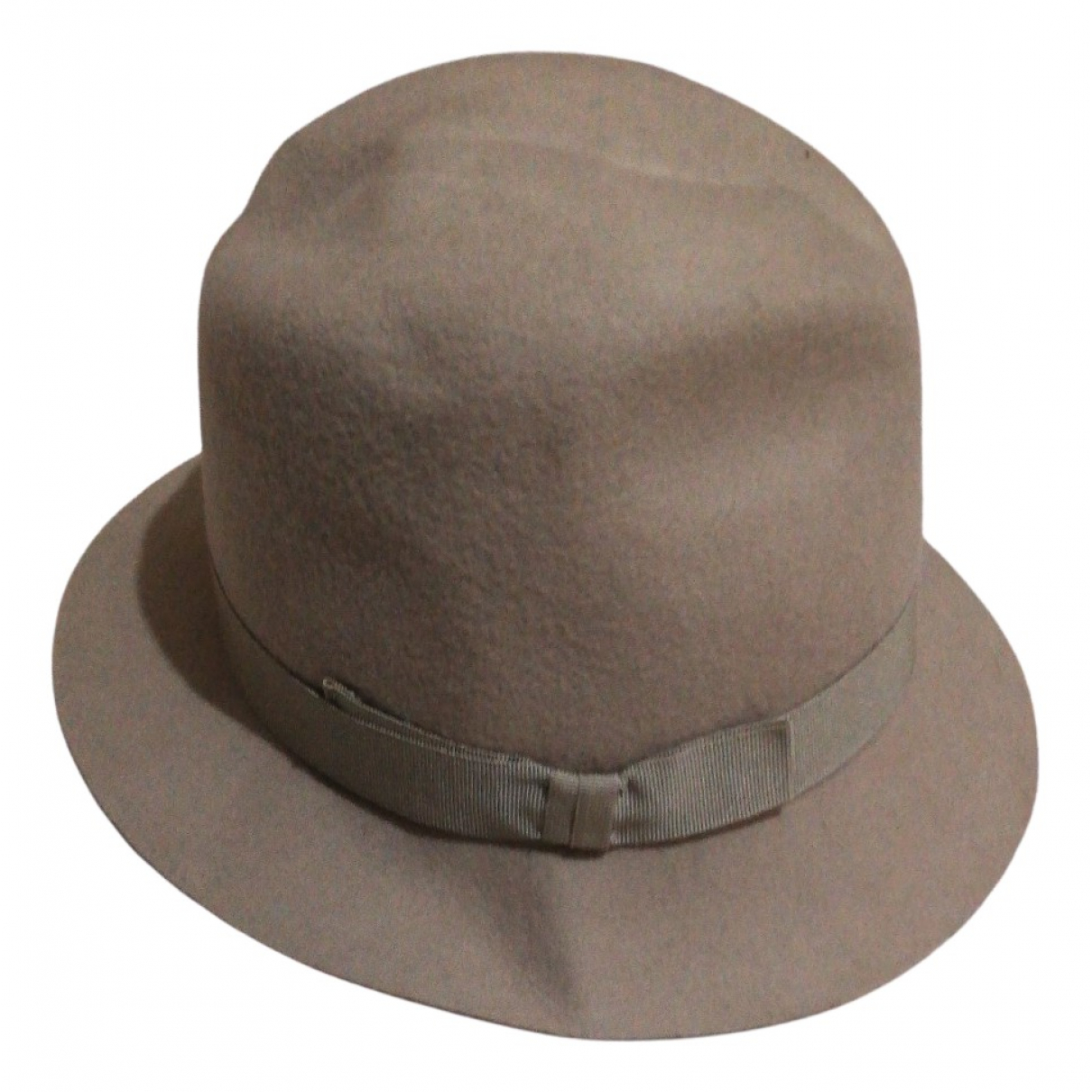 Marella - Chapeau   pour femme en laine - beige