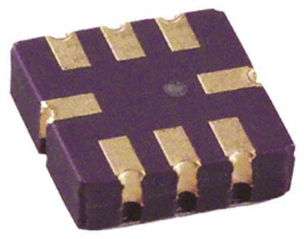 Analog Devices AD22037Z , 2-Axis Accelerometer, 8-Pin CLCC