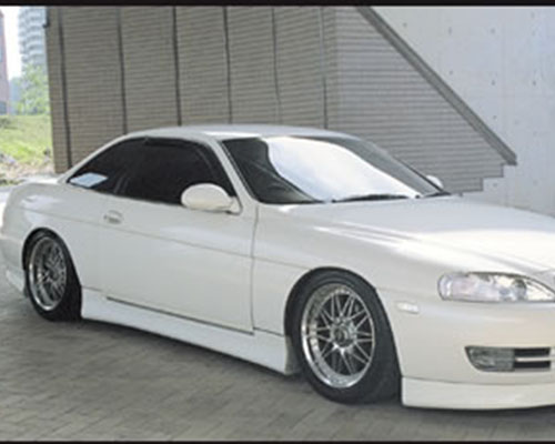 VERTEX Side Skirts Lexus SC300/400 91-00